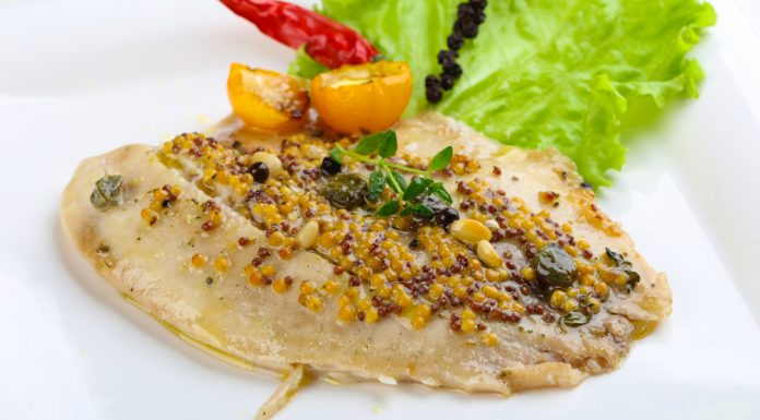 baked tilapia fish pepper