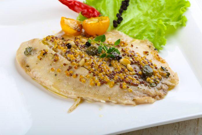 baked tilapia fish pepper