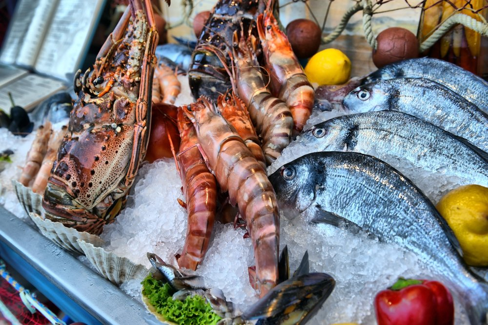 Healthy Eats Calories In Your Favorite Seafoods
