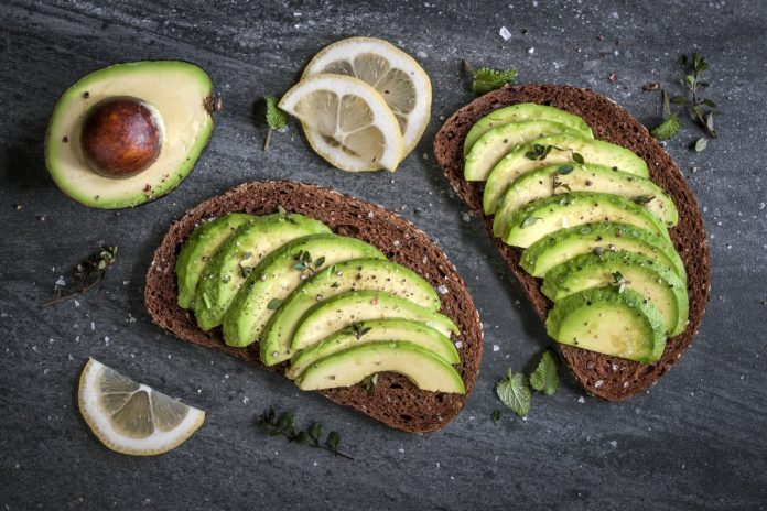 superfoods diet healthy avocado