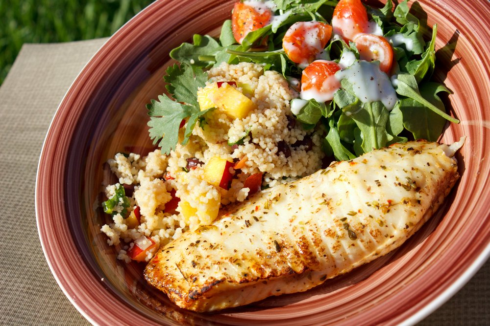 4 simply delicious baked tilapia recipes the healthy fish for Delicious fish recipes