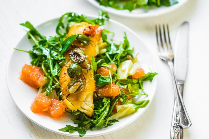 healthiest restaurant menu options