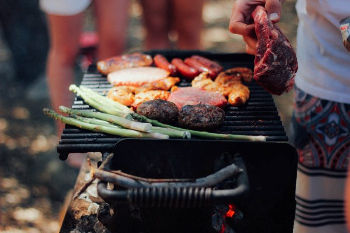 texas barbecue bbq cookout
