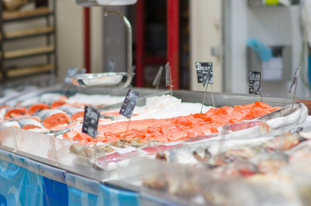 5 tips for buying fresh fish at the grocery store the for Fresh fish store