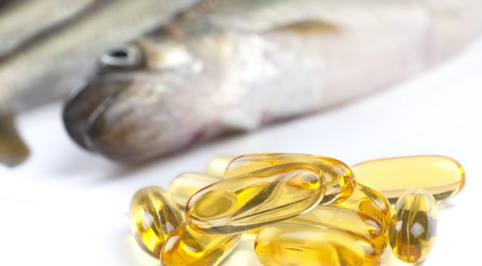 omega 3 eating fish supplements
