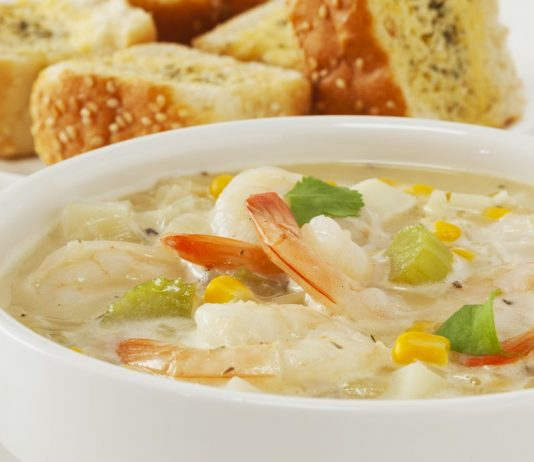 Recipes archives the healthy fish for Fish chowder crock pot
