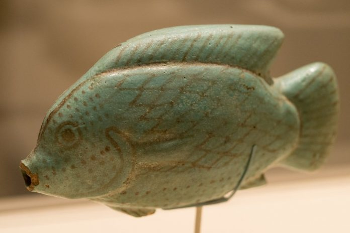 tilapia art ancient egypt