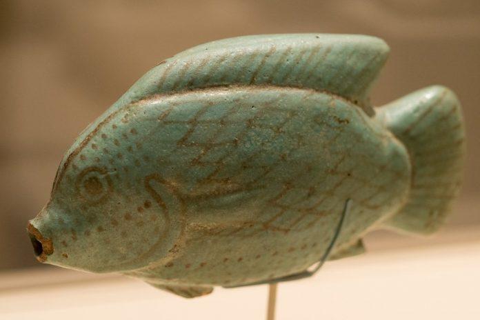 tilapia art ancient egypt