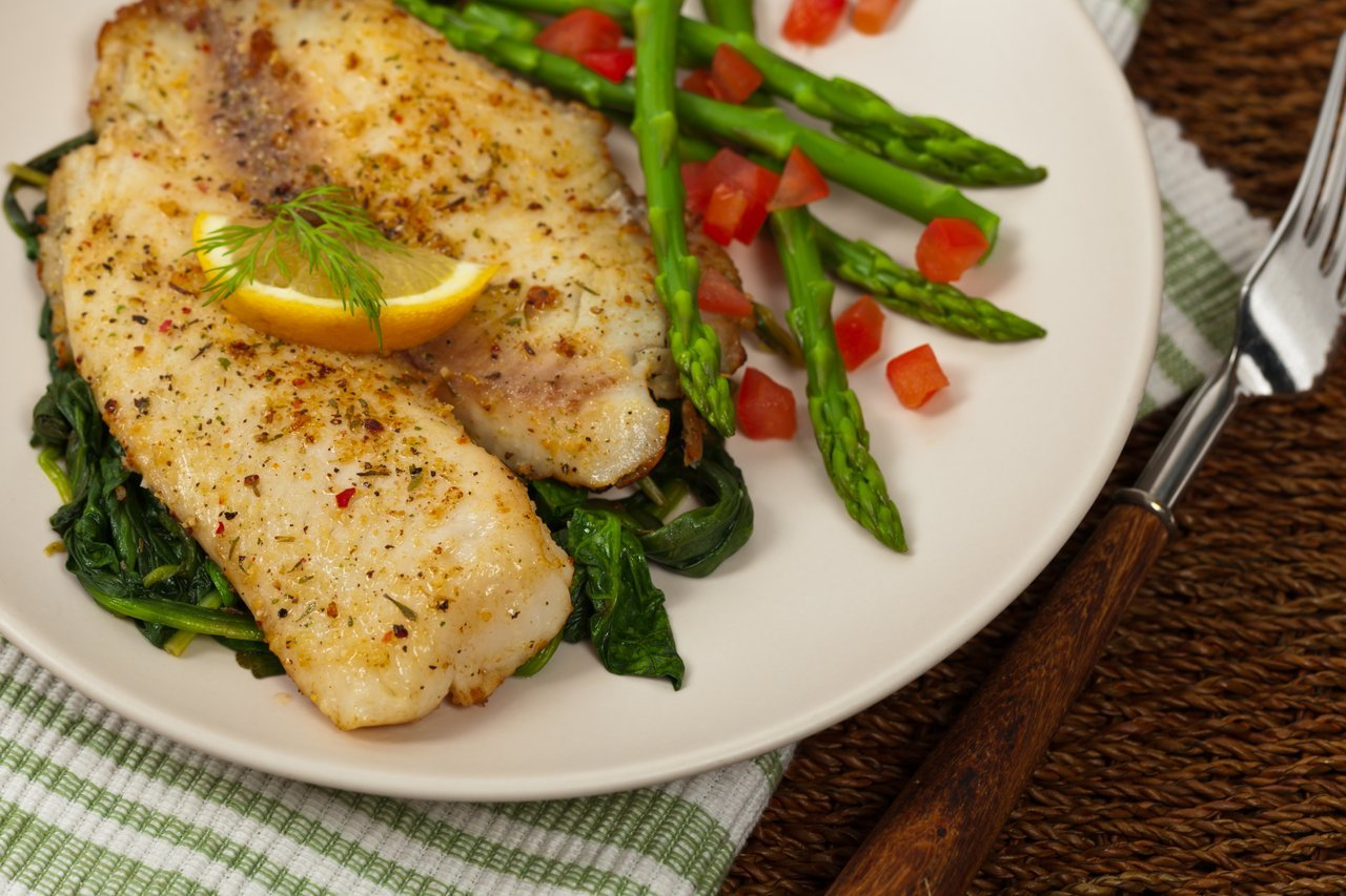 What nutrients does a single serving of tilapia have for Is tilapia a healthy fish