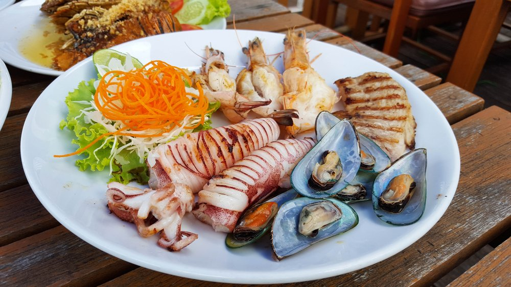 What are america s favorite seafood species to eat the for Healthiest fish to eat