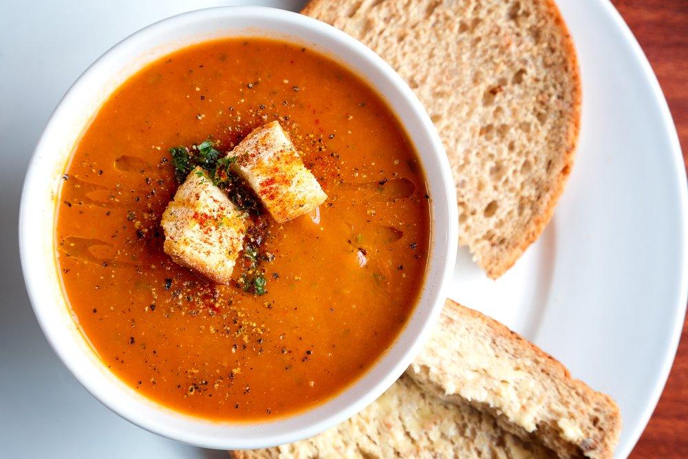 Comfort Food Soup Recipes