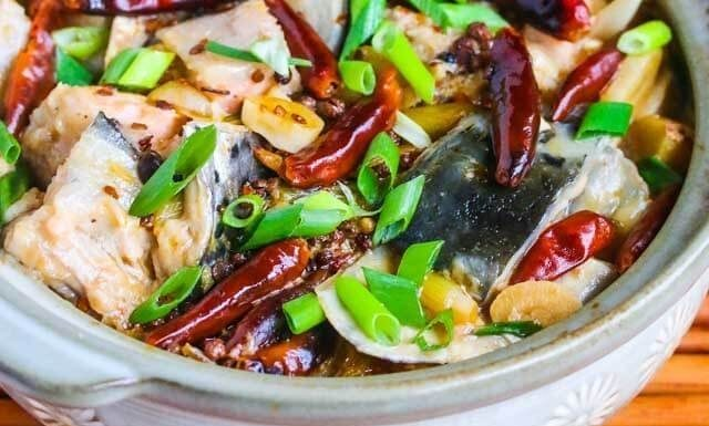 Spicy fish recipes
