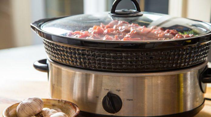 Healthy winter crock pot recipes