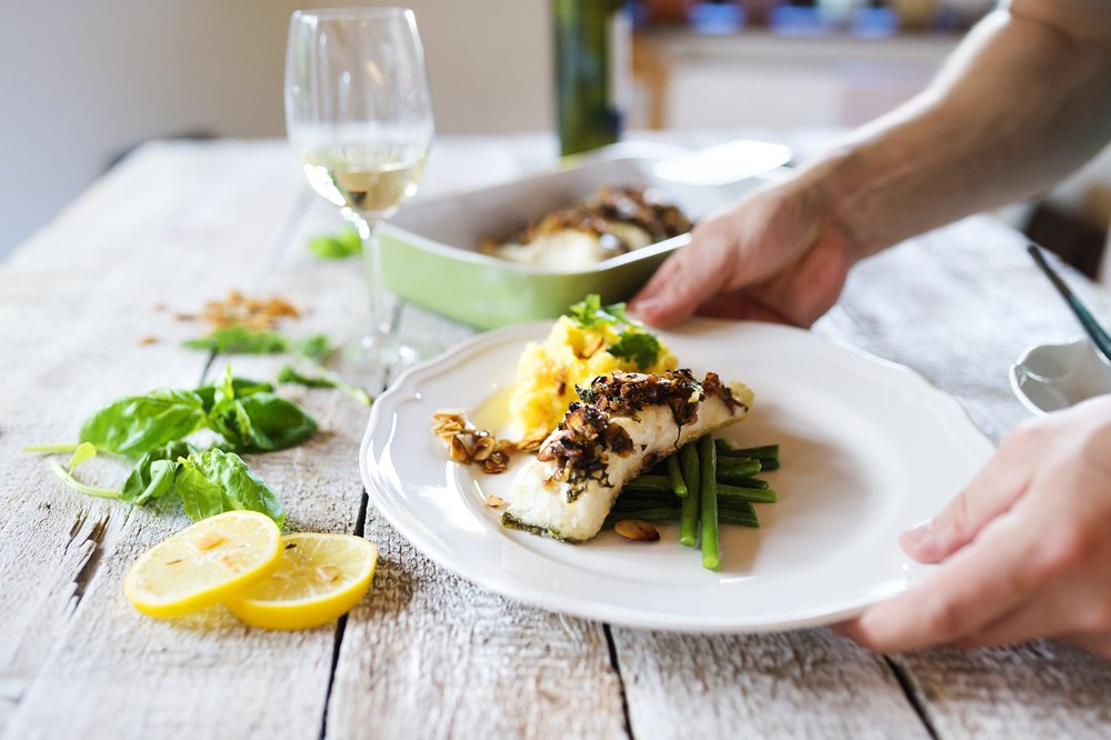 4 ways to eat more protein without red meat the for Healthiest fish to eat 2017