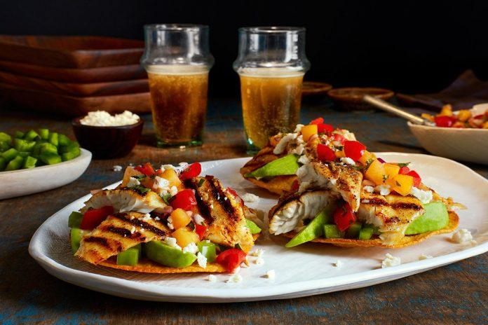 Seafood Finger Food Recipes