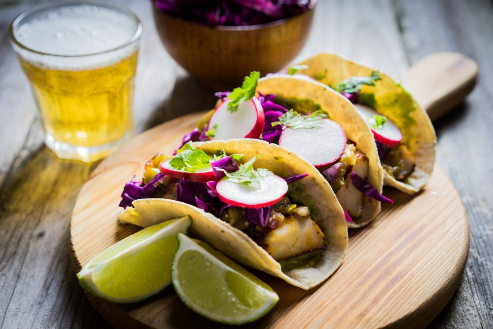 Love fish tacos 6 recipes under 300 calories the healthy fish who forumfinder Choice Image