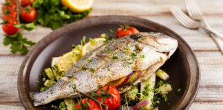 Healthy fish guide to seafood cooking times