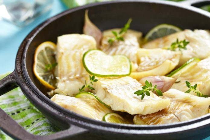 fish recipe national seafood month