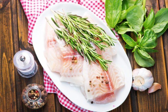 nutritious farmed fish