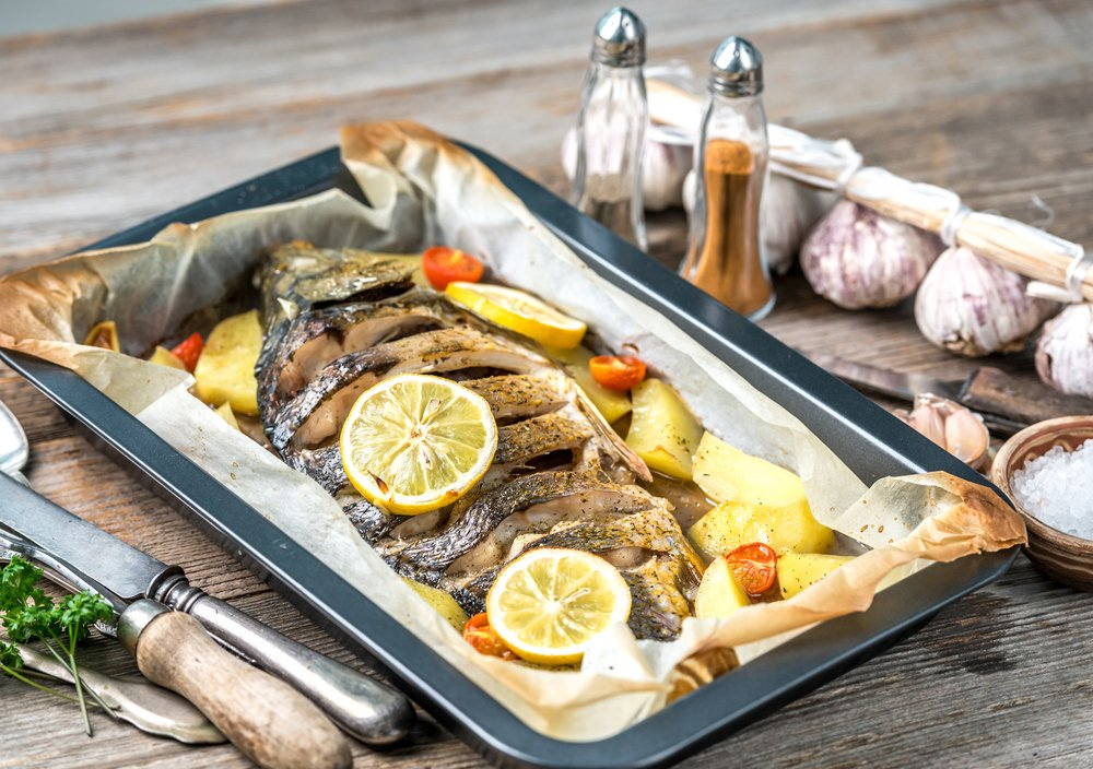 How to bake fish perfectly every single time the healthy for How to cook baked fish