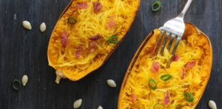 squash and pumpkin for fall