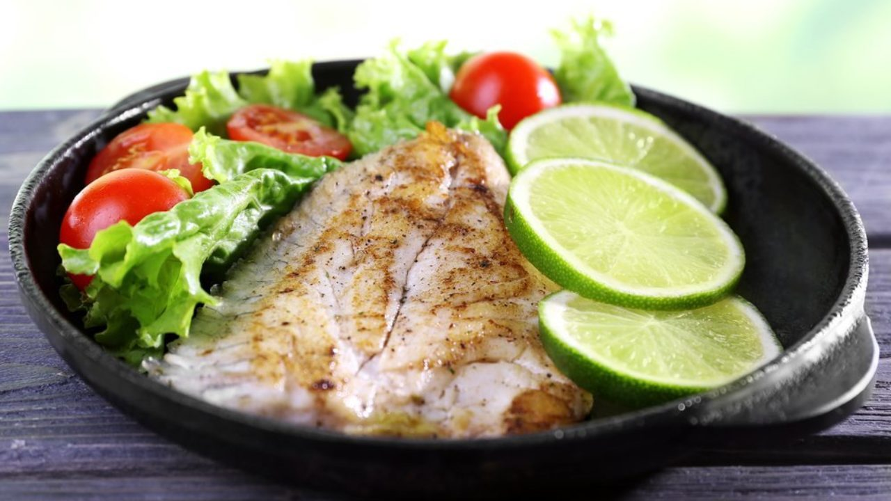 can you have fish on a low-carb diet