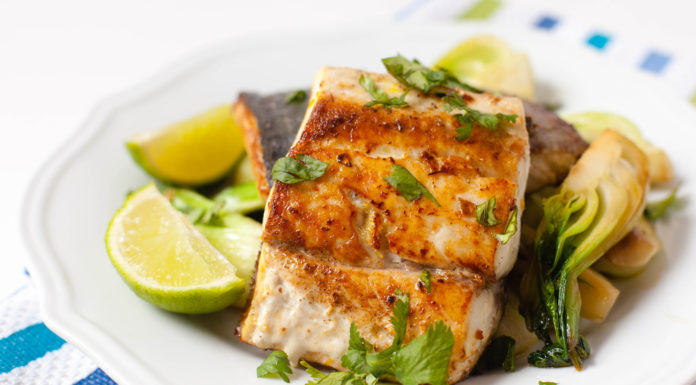 Meal planning with tilapia