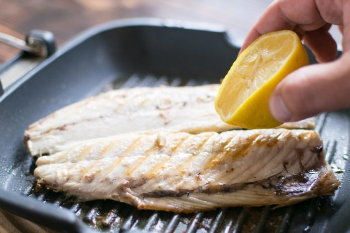 Seafood grilled recipes
