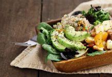 Fresh Fall Salads