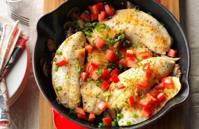 Antioxidants in fish