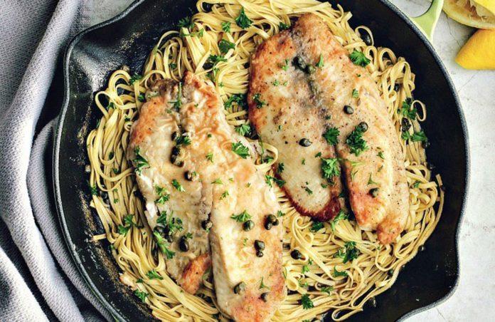 Tilapia Pasta Recipes