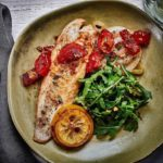 Pan-Seared Tilapia Loins