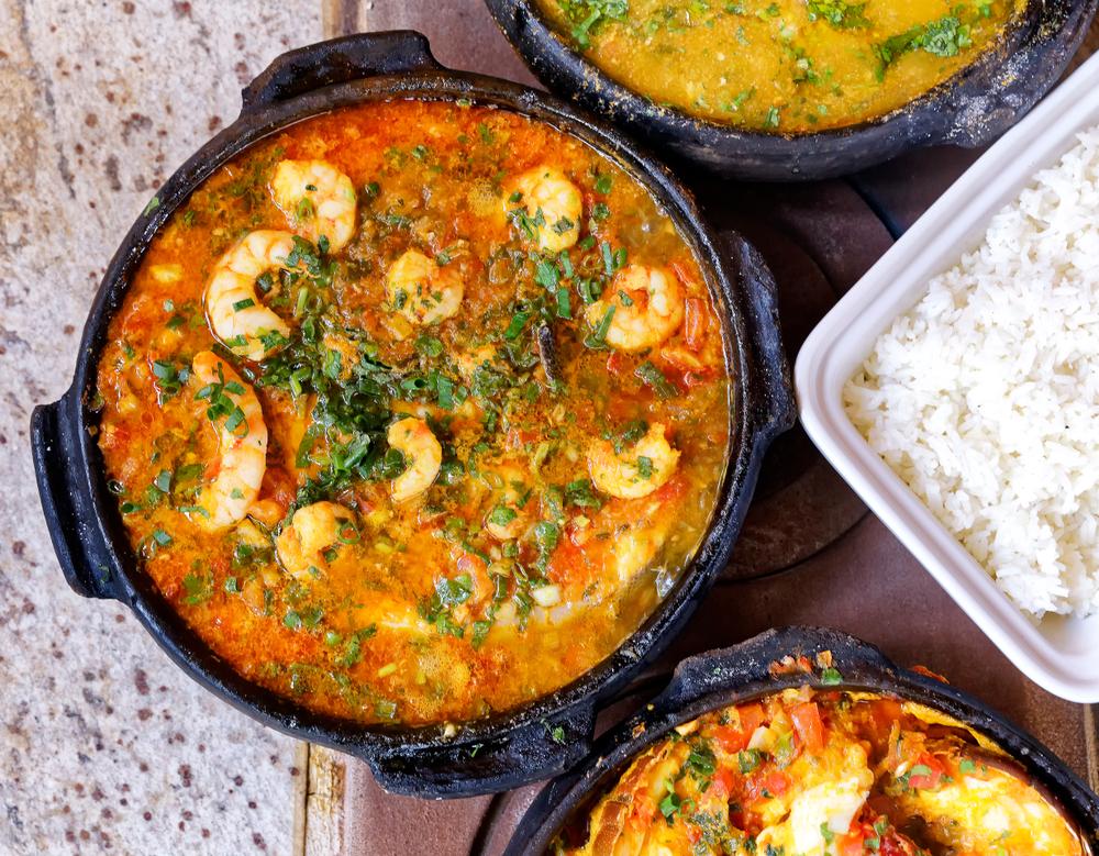 Moqueca Brazilian dish